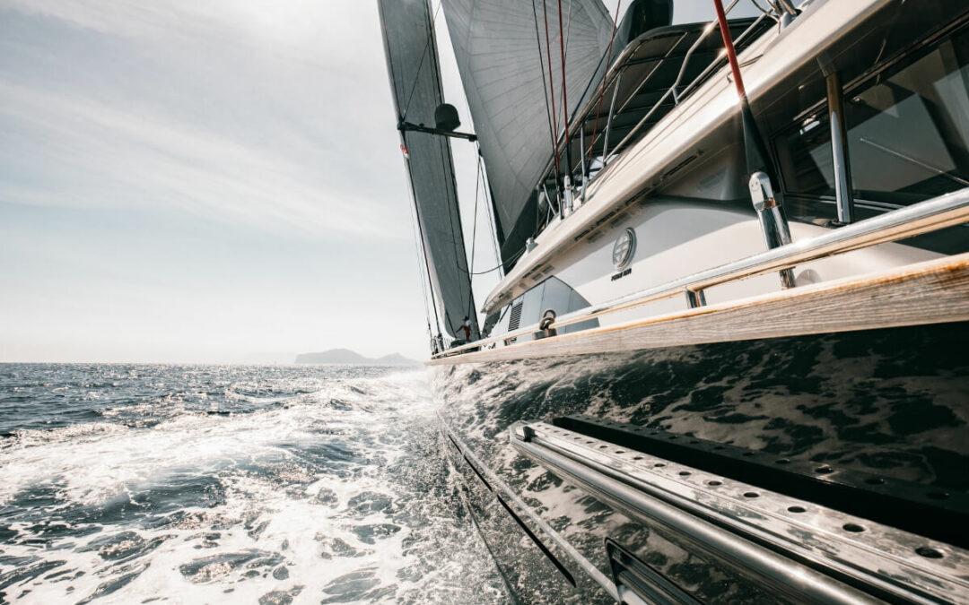 Csomó – a tengeri csomó mértékegysége