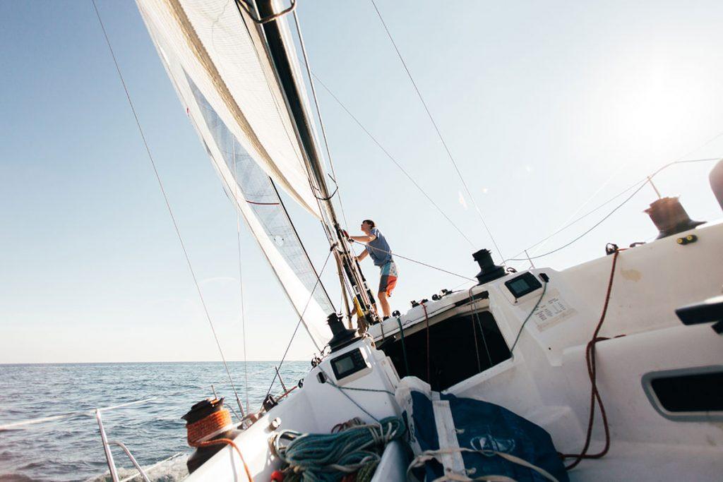 kötelező hajó felszerelés elemei
