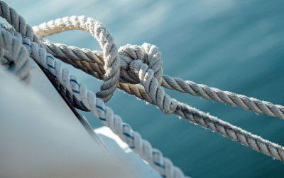 Vitorlás csomók, hajós csomók: kezdőknek és profiknak